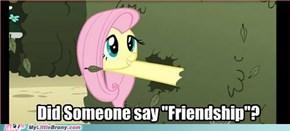 Friendship Spidey?