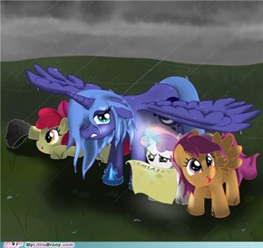 Quest for the Cutie Marks