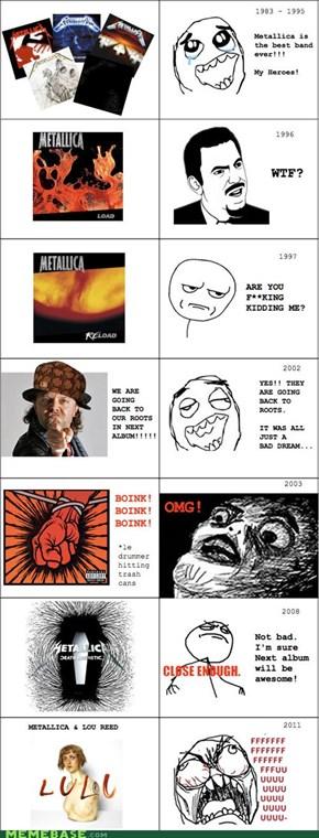For Metallica Fans...