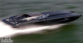 Corvette Speedboat
