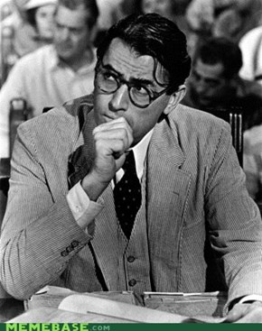 Atticus Finch Ponders the Question