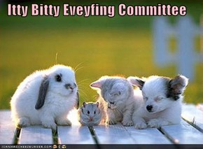 Itty Bitty Eveyfing Committee