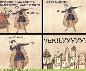 CSI: Medieval Europe