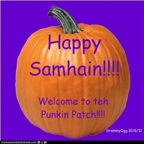 Happy Samhain!!!!