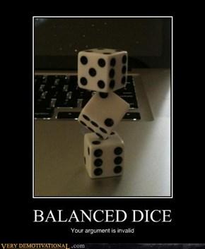 BALANCED DICE
