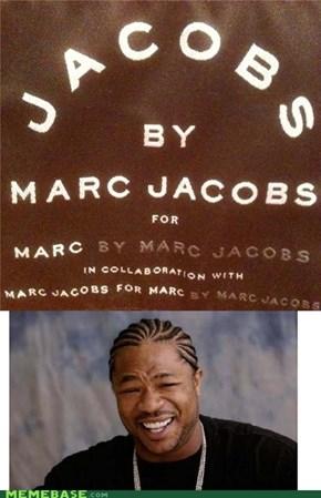 Yo Dawg, I Heard You Like Marc Jacobs