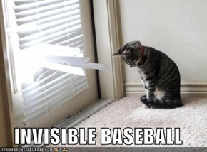 INVISIBLE BASEBALL
