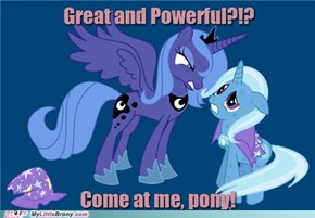 Great and Powerful Luna