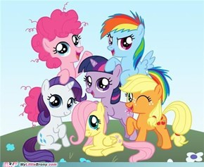 My Little Fillies: Best Friends Forever