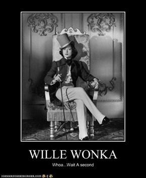 WILLE WONKA