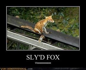 SLY'D FOX
