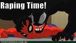 Raping Time!