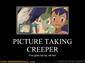 PICTURE TAKING CREEPER