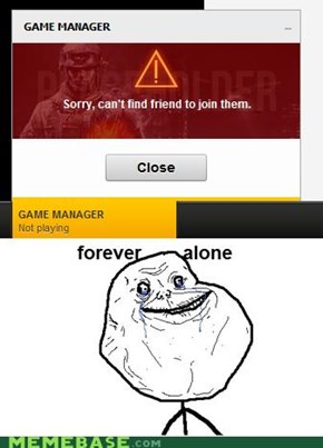 Battlefield 3: Forever Alone