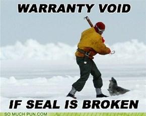 Warranty Void...