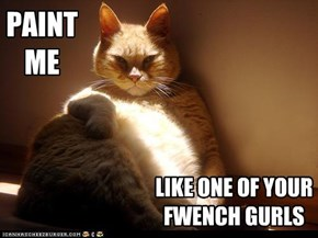 FWENCH GURL