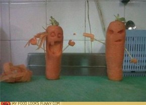 Carrot Robbery