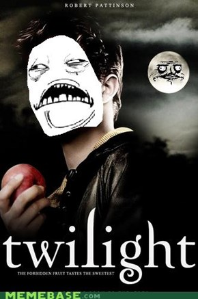 Twilight Meme Poster