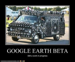 GOOGLE EARTH BETA