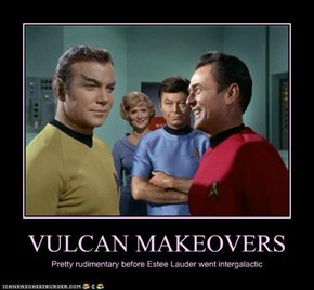 VULCAN MAKEOVERS