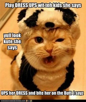 I hate Caturdays!