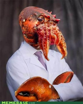 Real Life..Why Not Zoidberg?