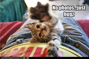 No photos...