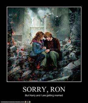 SORRY, RON