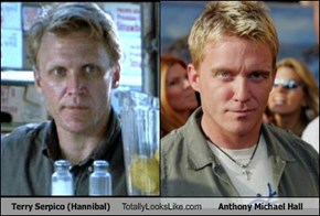 Terry Serpico (Hannibal) Totally Looks Like Anthony Michael Hall