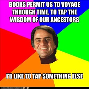 Sexy Sagan Books