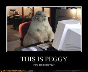 THIS IS PEGGY