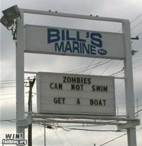 Get a Boat WIN