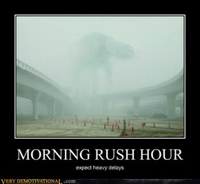 MORNING RUSH HOUR