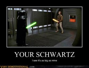 YOUR SCHWARTZ