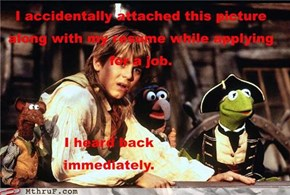 Key to Employment: Muppets