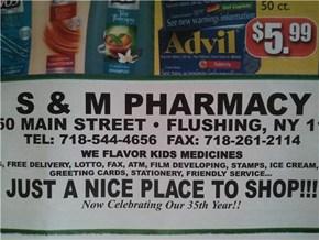 Kids Medicine FAIL