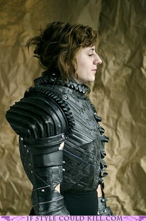 Joan of Armor