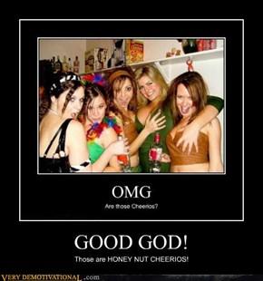 GOOD GOD!