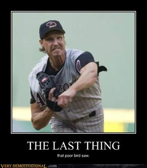 THE LAST THING