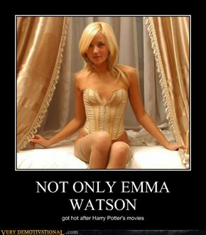 NOT ONLY EMMA WATSON