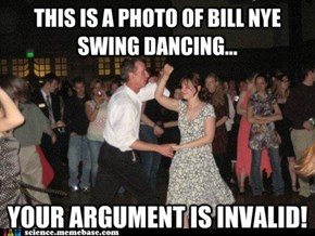 Bill Nye The Swingdance Guy