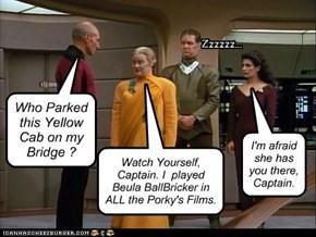 BallBricker (1) - Picard (0)