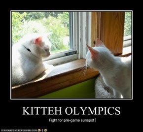 KITTEH OLYMPICS