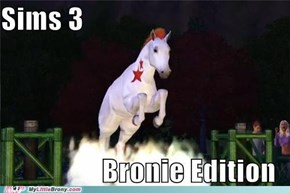 Sims 3: Bronies Have Taken Over