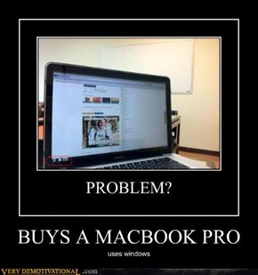 BUYS A MACBOOK PRO