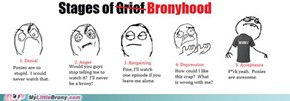 Stages of Bronyhood