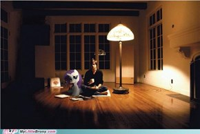 rarity and steve jobs