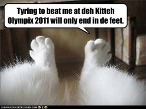 Kitteh Olymix 2011