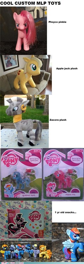 Custom MLP stuff