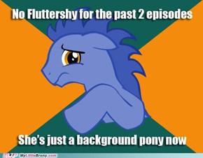 Paranoid Pony: Fluttergone